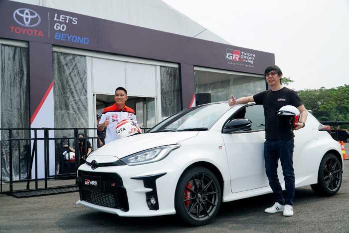 VIDEO: Sensasi Nyetir Toyota GR Yaris