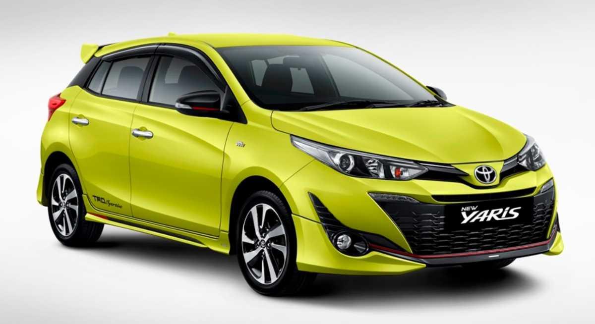 Paten Toyota Yaris Facelift Bocor, Pas Buat Pasar Indonesia