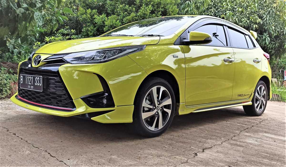 VIDEO Test Drive Review Toyota Yaris Facelift Lagi, Apa Aja yang Berubah?
