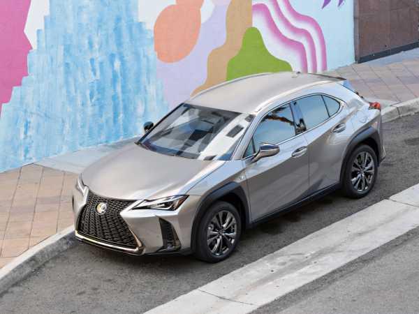 Review Lexus UX, Crossover Rancangan Cewek untuk Indonesia Seharga Rp 800 Jutaan