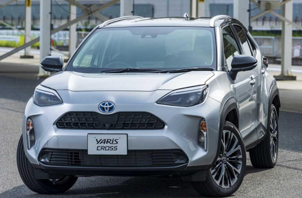 FOTO: Purwarupa Toyota Yaris Cross Muncul, Ini Detailnya