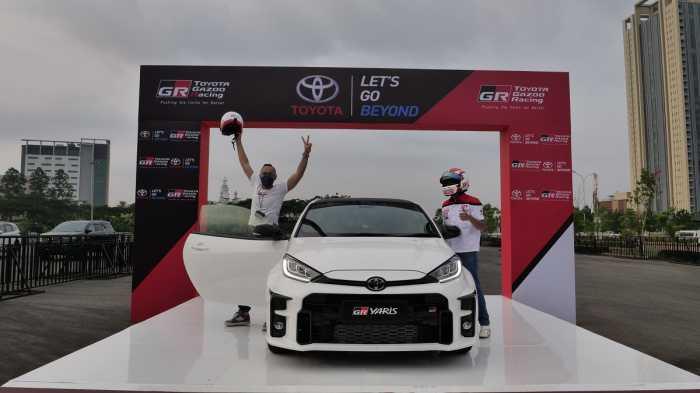 Ngegas Toyota GR Yaris, Spek Balap untuk Harian Seharga Rp800 Jutaan!