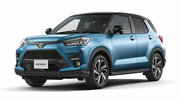 Fix! Toyota Raize dan Daihatsu Rocky Meluncur 30 April 2021