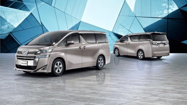 Tampang dan Spesifikasi Toyota Vellfire Terbaru