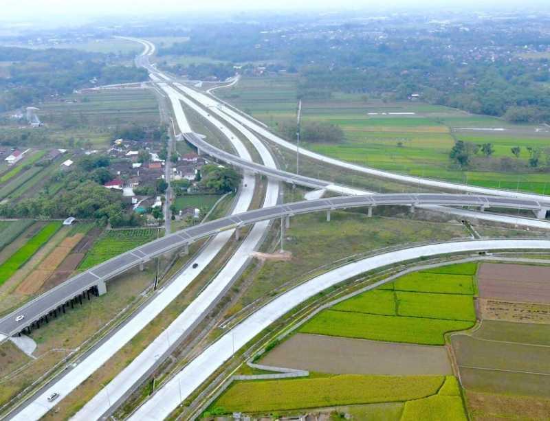 Mudik 2019: Uji Jaringan Jakarta-Semarang via Tol Trans Jawa, Hasilnya?