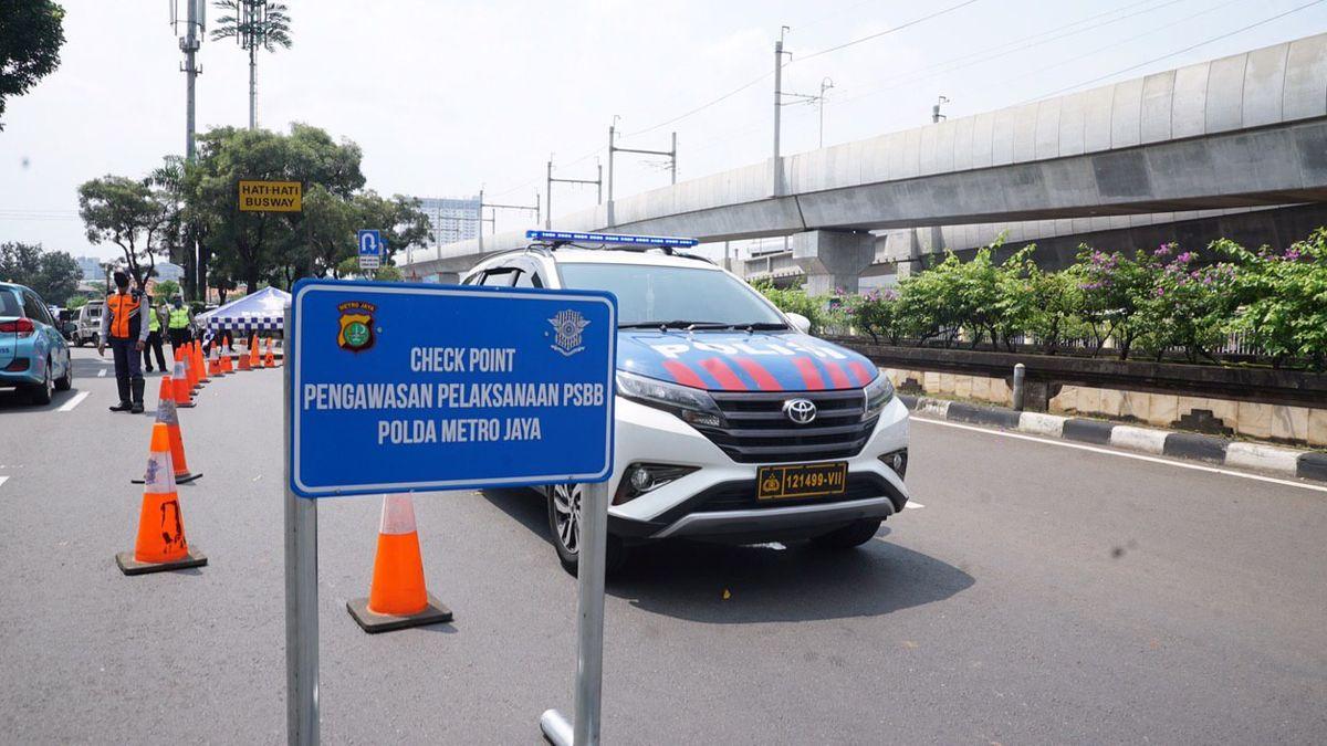Ribuan Pengendara Langgar Aturan PSBB di Jakarta, Adu Banyak dengan Korban Positif Corona!