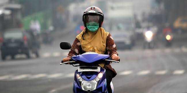 Jakarta Makin Kotor, Nih 5 Pilihan Masker Buat Motoran