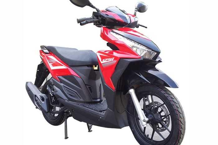 Happy 150, Skutik Rasa 'Honda Vario' Seharga 4 Jutaan?