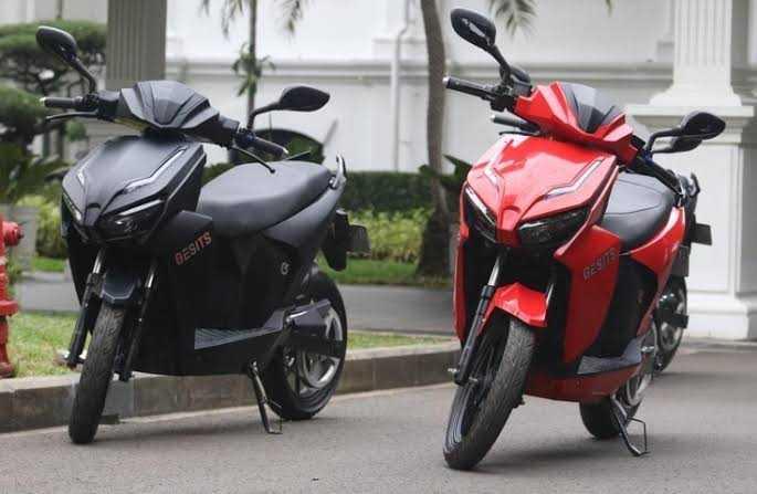 Harus Gesits untuk Menyingkirkan Honda PCX Listrik?