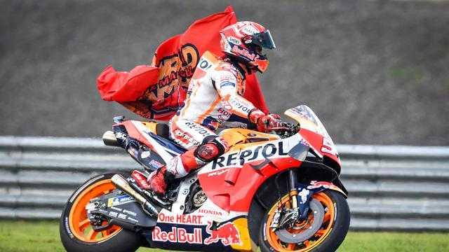Spesifikasi Motor yang Bikin Marc Marquez Juara Dunia motoGP