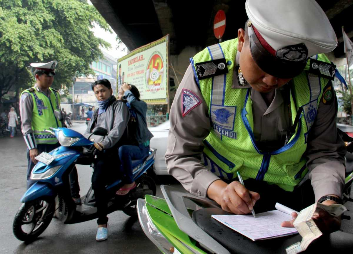 Operasi Patuh Jaya Digelar di Seluruh Indonesia Hari Ini