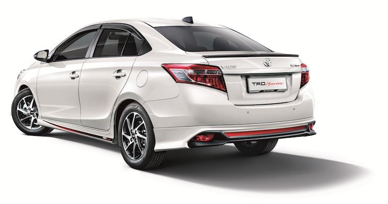 Ini Wajah Baru Toyota Vios 2018