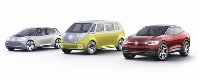 VW Jual Mobil Listrik pada 2020