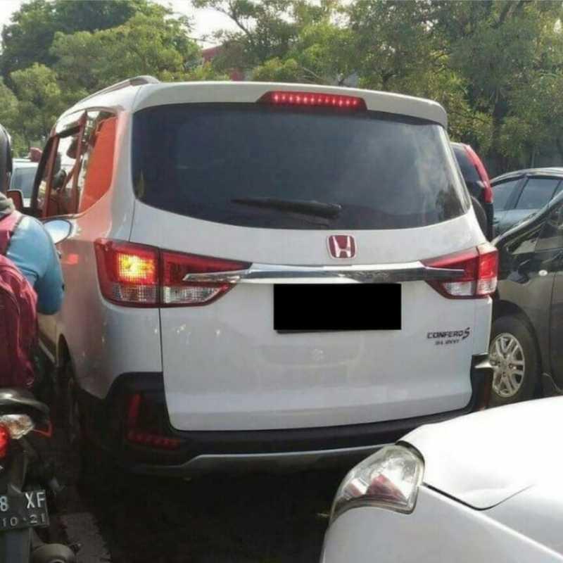 Ternyata, Confero Punya Banyak Merek: Mulai Honda Sampai Mercy