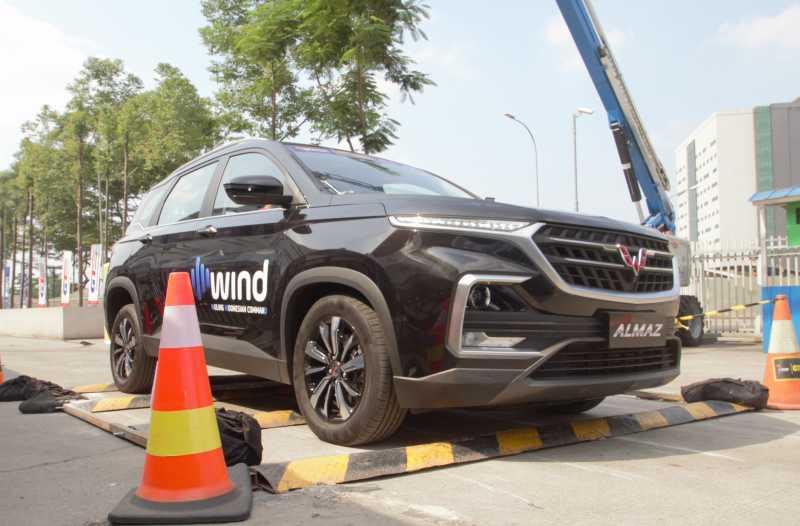 GIIAS 2019: Jajaran Mobil-Mobil Wuling yang Bisa Dijajal Langsung