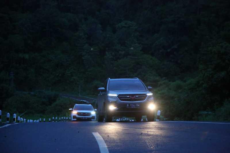 Test Drive Wuling Almaz Libas Sukabumi, Ciletuh, Bandung (Part 2 Performa dan Handling)