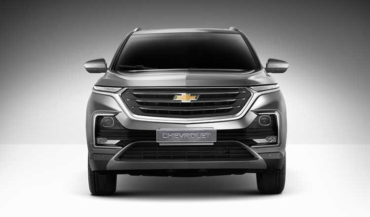 Kembaran Wuling Almaz Chevrolet Captiva Muncul di Thailand Kapan ke Indonesia?