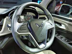 Steering switch Audio plus phone