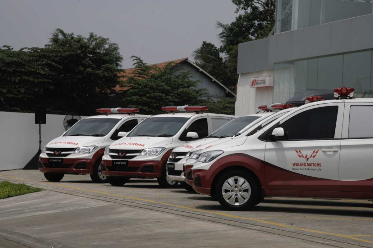 Melihat Wuling Confero untuk Ambulan dan Klinik