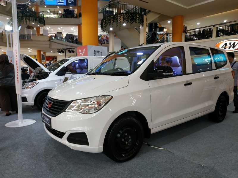 \'Mata-mata' Daihatsu sampai Suzuki Terciduk Nonton Peluncuran Wuling Formo, Ada Apa nih?
