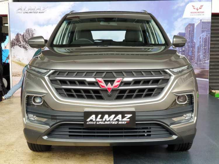 SUV Terlaris Wuling Almaz Masih Kalahkan Honda CRV