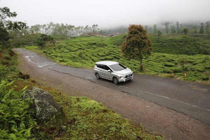 Mitsubishi Xpander Raih 4 Bintang ASEAN NCAP
