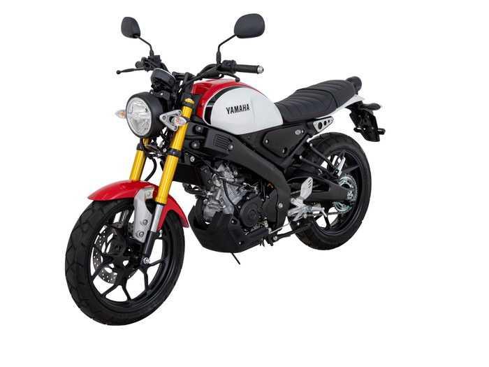 Yamaha Luncurkan XSR 155, Motor Retro Bergaya Custom