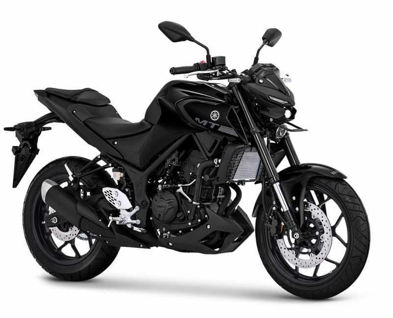 Yamaha MT-25 vs Kawasaki Z250, Cek Bedanya di Sini