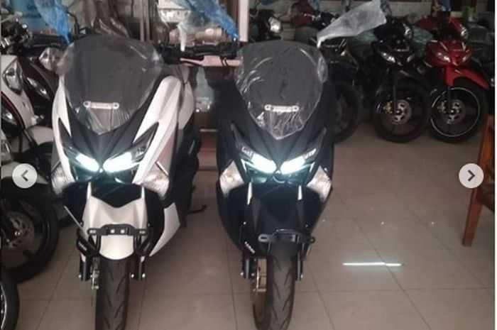 Dealer Yamaha Udah Ada yang Jual Nmax 'Facelift'