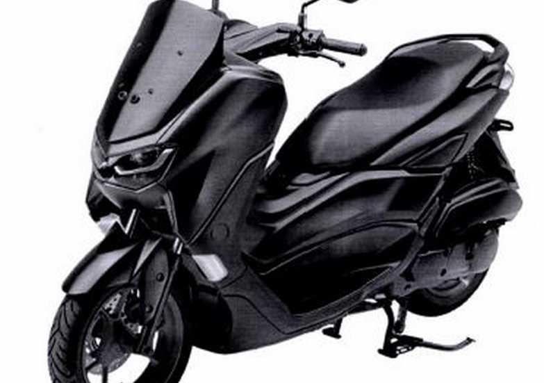 Sebelum beli Honda ADV 150, Intip Dulu Bocoran Yamaha NMax Facelift yang Siap Meluncur