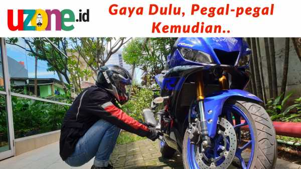 Video Test Ride Review Yamaha R25, Gaya Dulu Pegal-pegal Kemudian