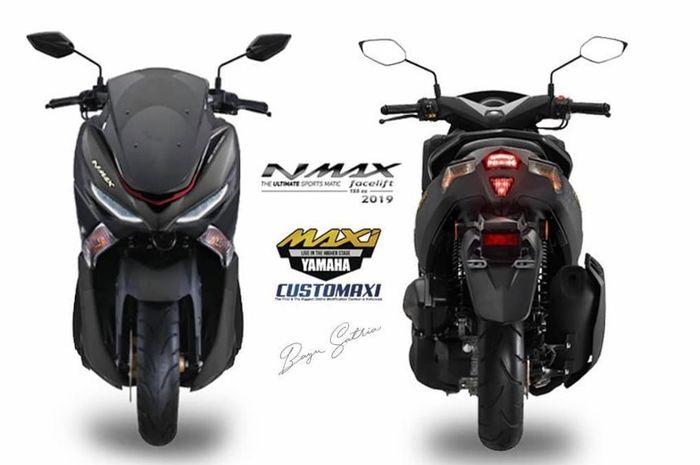 N-Max Masih Laku Keras, Yamaha Tunda Model Barunya Tahun Depan