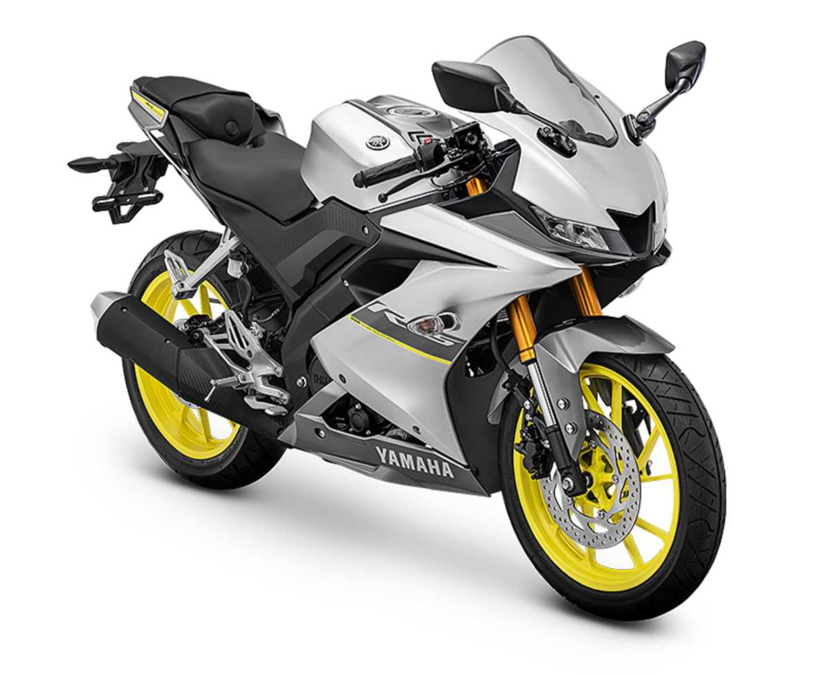 Honda CBR Baru Cuma Dibalas Warna Baru R15 Nih, Yamaha?