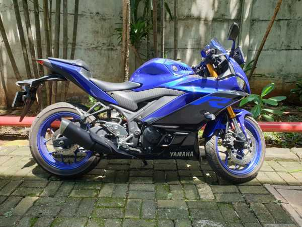 Test Ride Review Yamaha R25, Rasanya Dipakai Harian