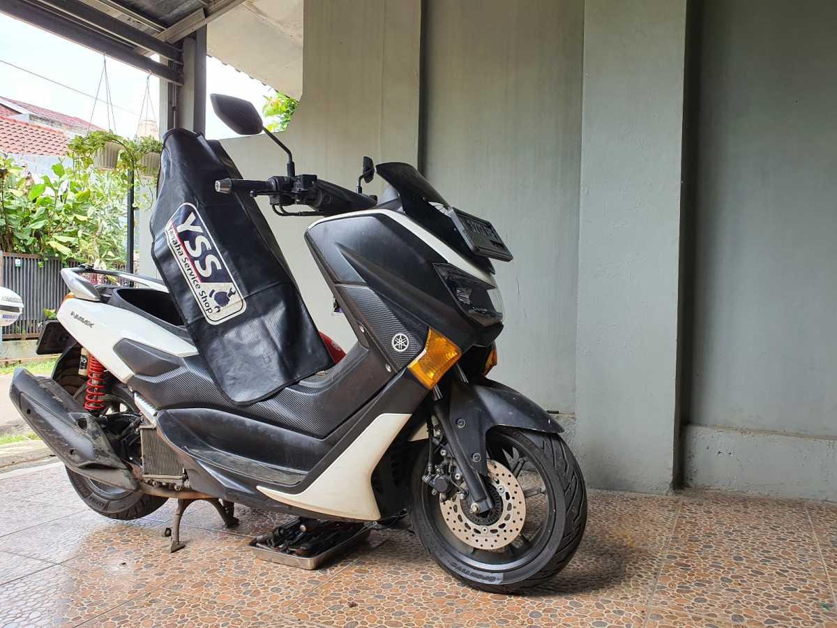 Nyoba Service Kunjung Yamaha, Mindahin Bengkel Resmi ke Rumah!