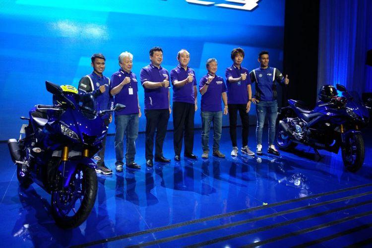Yamaha Luncurkan R25 Terbaru, Ini Spek dan Harganya!
