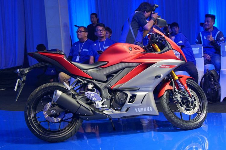 Yamaha R25 Terbaru Dibully Netizen