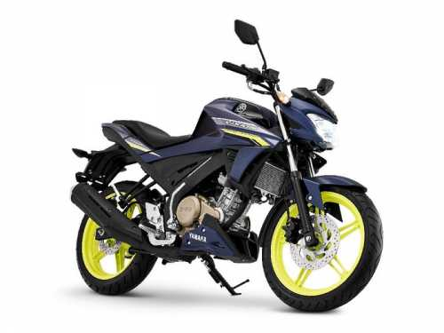 Yamaha Segarkan Vixion dengan Pelek Warna Ngejreng