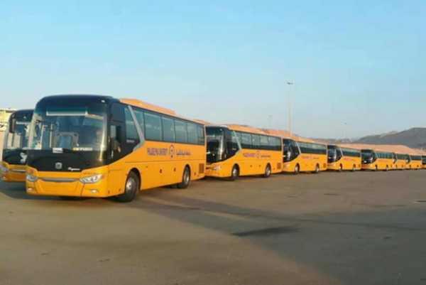 Kontroversi di Indonesia, Bus Zhong Tong Dipakai Arab Saudi hingga Argentina