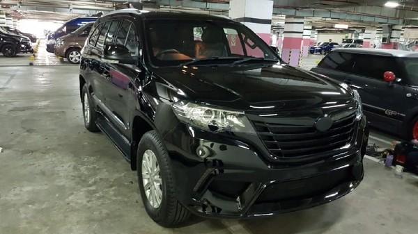 Gaes, Ini Nih Penampakan Toyota Avanza Baru?