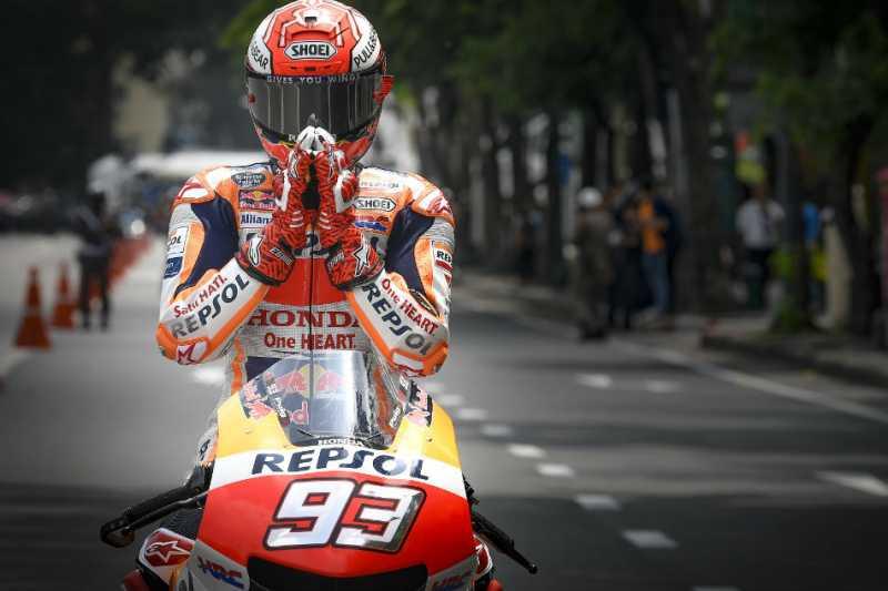 Hasil motoGP Thailand: Awal Bikin Ngantuk, Lalu Klimaks Di Tikungan Terakhir