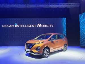 Nissan membanderol Livina paling murah Rp 198 juta dan paling mahal Rp 161 jutaan