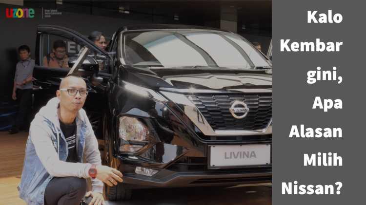 Tonton Video Review All New Livina Gak Lebih Baik dari Xpander