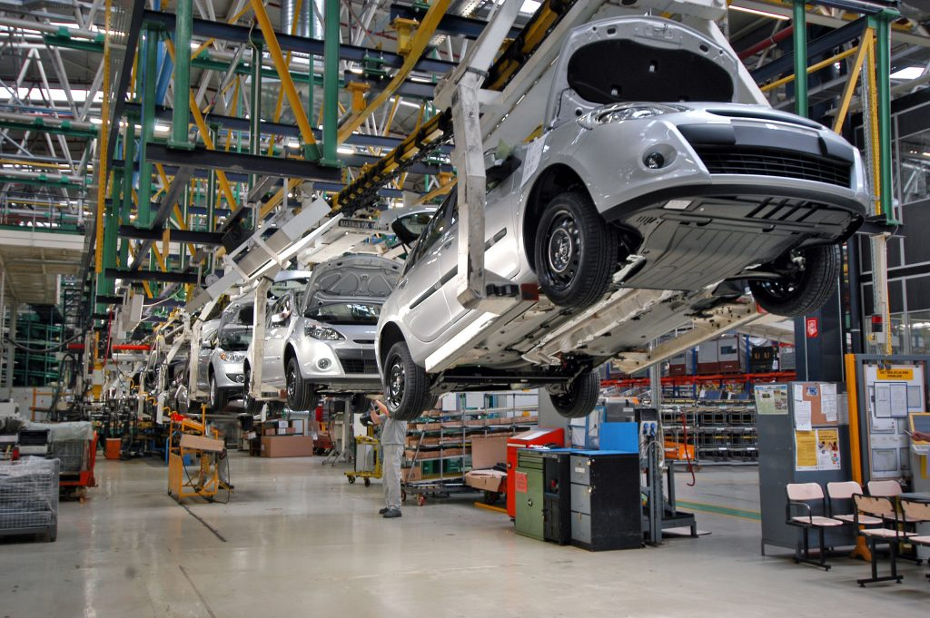 Daftar Pabrik Otomotif Dunia yang Ikut Terdampak Covid-19