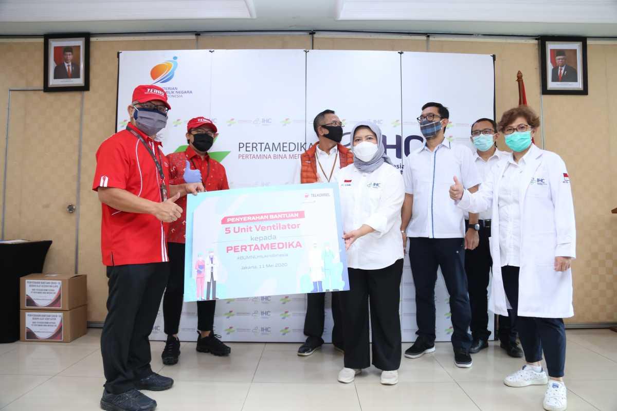 Jelang Ultah Perak, Telkomsel Siapkan Donasi Covid-19 Rp25 Miliar