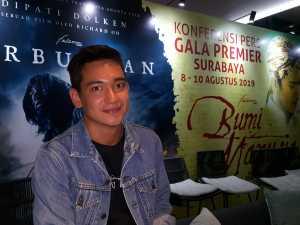 Gala Premier 'Perburuan-Bumi Manusia', Falcon <i>Booking</i> Pesawat Airbus dan Hotel Majapahit