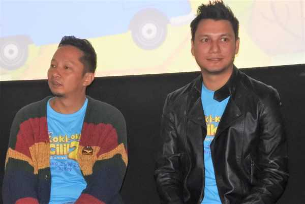 Usai 'Jomblo', Agus Ringgo dan Christian Sugiono Reuni di 'Koki Koki Cilik 2'