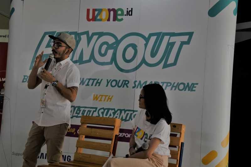 Di Uzone Hangout, Alitt Susanto Tegaskan Jangan Harap Jadi Selebgram Kalau Begini