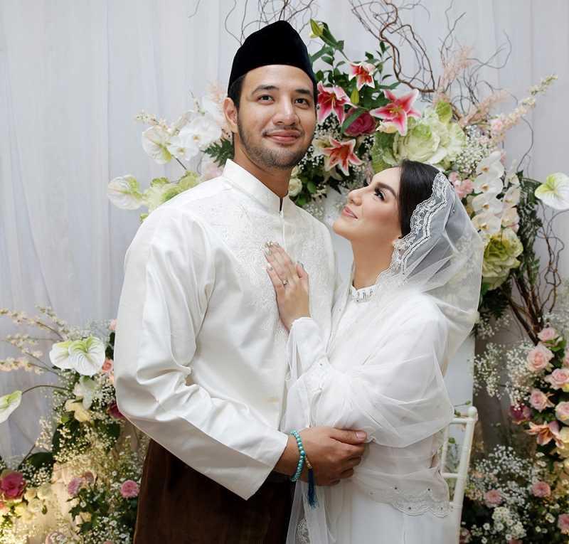 Ammar Zoni dan Irish Bella Menikah Hari Ini, Ibunda Merasa Lega