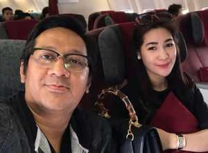 Andre Taulany ke Polda Metro, Laporkan Akun Instagram Istri Telah Diretas